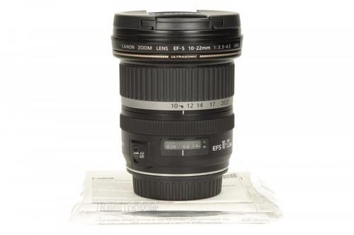 Canon EF-S 10-22MM 3.5-4.5 USM 9518A007