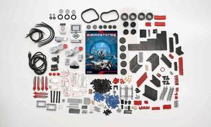 LEGO Mindstorms Ev3 31313 - Prawdziwy Robot z Klocków LEGO!
