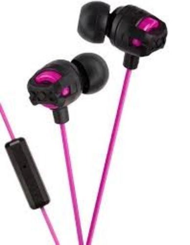JVC Słuchawki HA-FR201 pink