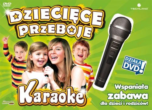 Techland Karaoke For Fun Dzieciece Przeboje PC