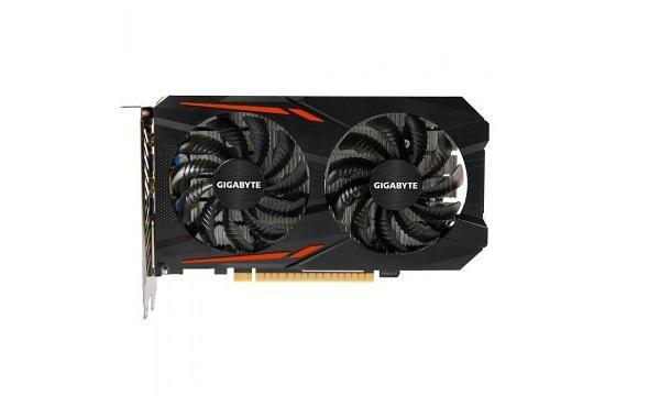 Gigabyte GeForce GTX 1050 Ti OC 4GB (GVN105TOC4GD)