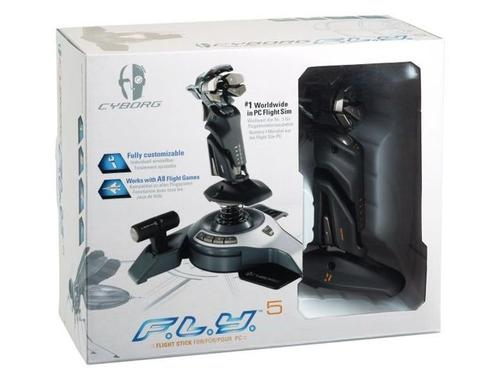 Saitek Joystick CYBORG FLY 5 PC