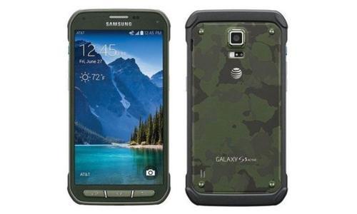 Samsung G870F Galaxy S5 Active Green
