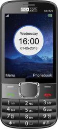 Maxcom MM 320 CLASSIC Czarny (MAXCOMMM320CZARNY)