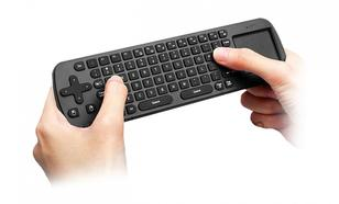 Measy Klawiatura SMART+ Touchpad 2,4GHz tv/win/android