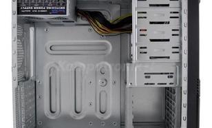 LC-Power OBUDOWA CASE-PRO-925B/BZ MIDITOWER FRONT 1X USB 3.0 1X USB 2.0 HD-AUDIO CZARNA SIATKA BEZ ZASILACZA