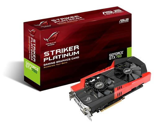 ASUS Striker GTX 760 Platinum