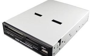 LogiLink Czytnik kart pamięci wewnętrzny 3,5'', 54w1
