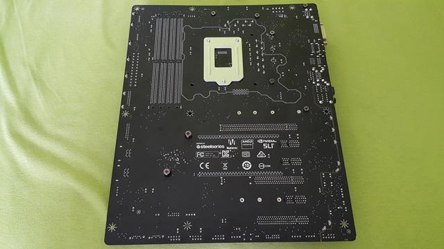 MSI Z270 Gaming Pro Carbon tył