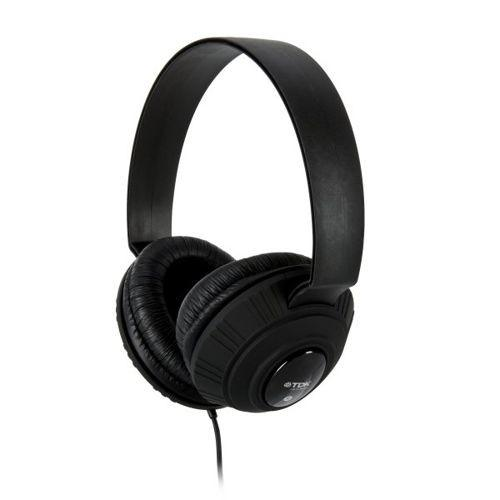TDK Słuchawki MP100 DJ Style czarne