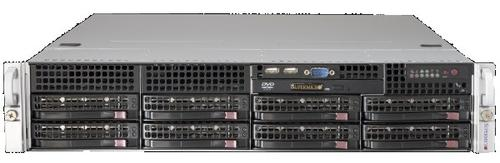 Supermicro SuperServer 6027R-TRF SYS-6027R-TRF