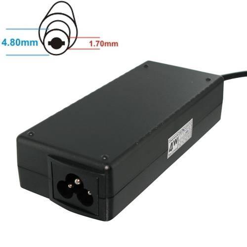 Whitenergy Zasilacz 18.5V | 3.8A 70W wtyk 4.8*1.7mm Compaq 04075
