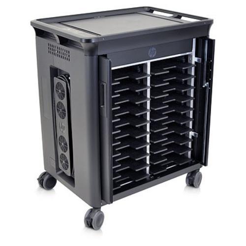 HP 20 Notebook Managed Charging Cart QL489AA