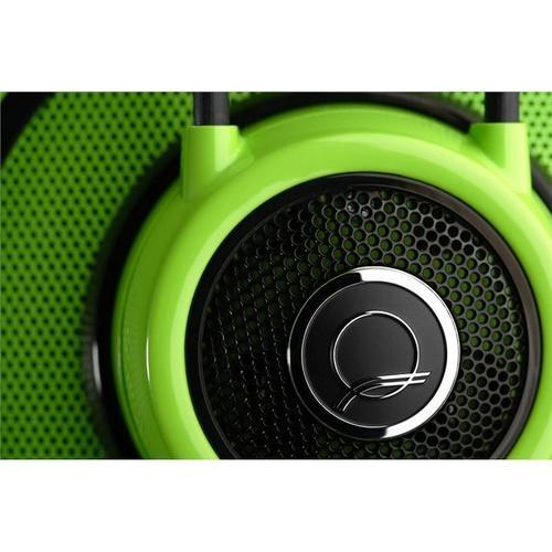 AKG Q701 Zielone Słuchawki hifi otwarte