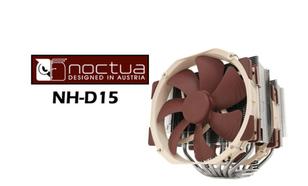 Recenzja i test chłodzenia Noctua NH-D15