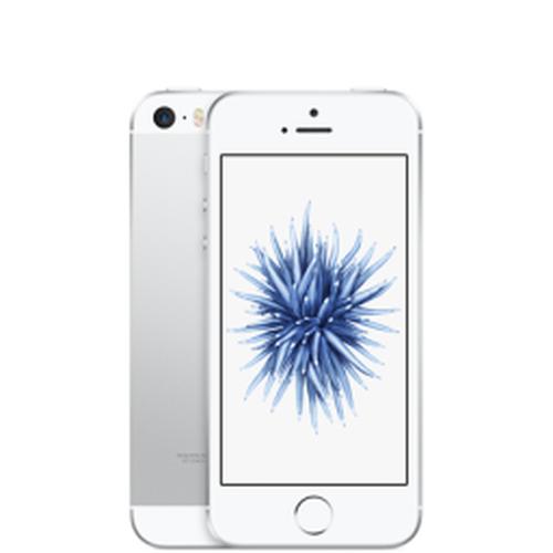 Smartfon Apple iPhone SE Srebrny 64GB (MLM72EL/A)