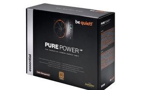 be quiet! Pure PowerL8 CM 630W 80+ Bronze BN182