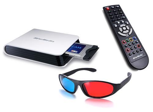 AVer3D Satellite TV