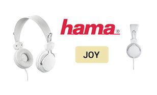 Hama Joy - Kolorowe Słuchawki Na Każdą Kieszeń