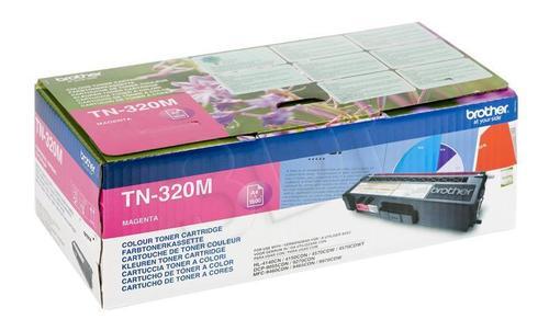 BROTHER Toner Czerwony TN320M=TN-320M, 1500 str.