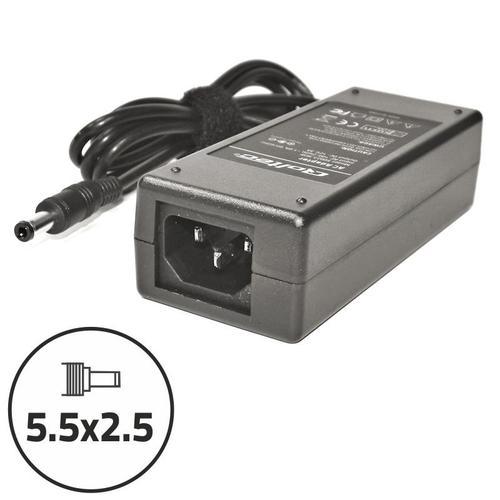 Qoltec Zasilacz sieciowy 24W | 12V | 2A | 5.5*2.5