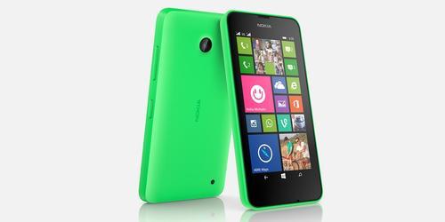 Nokia 630 DUAL SIM GREEN