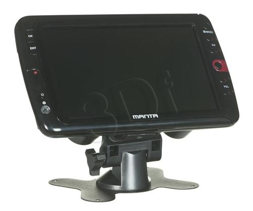 "TV 7"" LCD LED Manta LED701 (Tuner Cyfrowy 50Hz USB )"