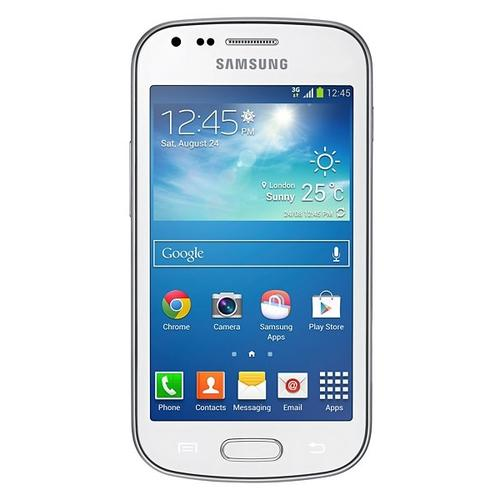 SAMSUNG Galaxy Trend Plus (GT-S7580) Biały (GT-S7580UWAXEO) nawigacja NAVITEL w prezencie!