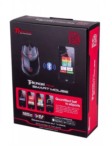 Thermaltake Tt eSPORTS Myszka dla graczy - Theron Plus 8200DPI Laser