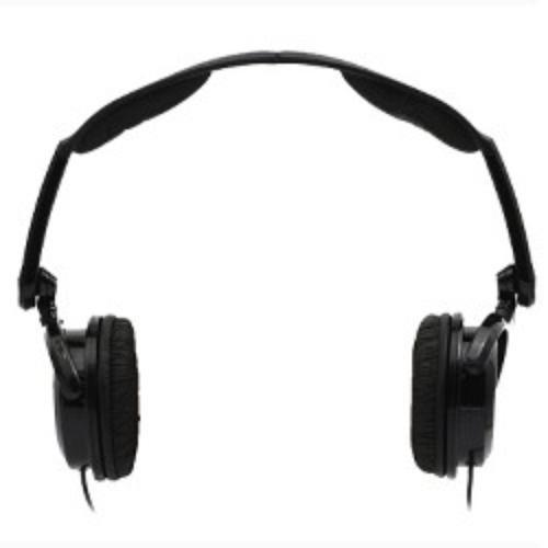 Cresyn HP500 black Słuchawki nauszne outdoor DJ