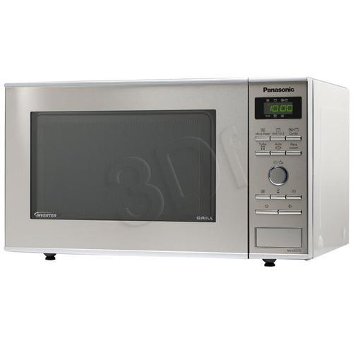 Kuchenka mikrofalowa Panasonic NN-GD371S (1150W/Srebrno-czarny)