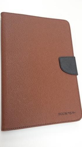 """WEL.COM Etui Fancy Diary do Galaxy Tab S 10.5"""" brązowo-czarne"""