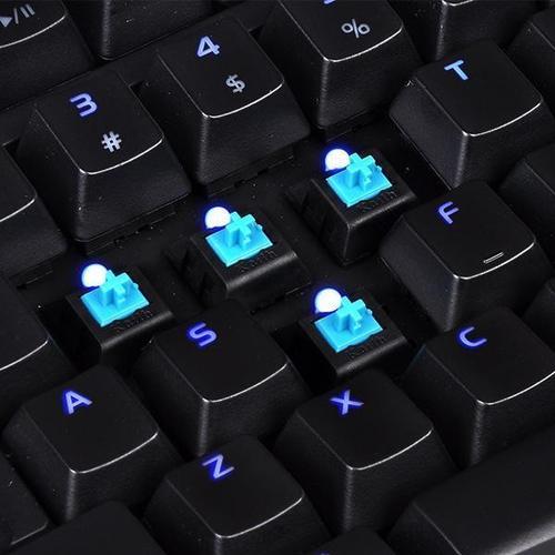 Thermaltake Tt eSports Klawiatura dla graczy - Poseidon ZX