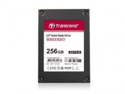 Transcend SSD320 256GB