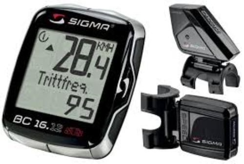 Sigma Sport BC 16.12 STS/CAD