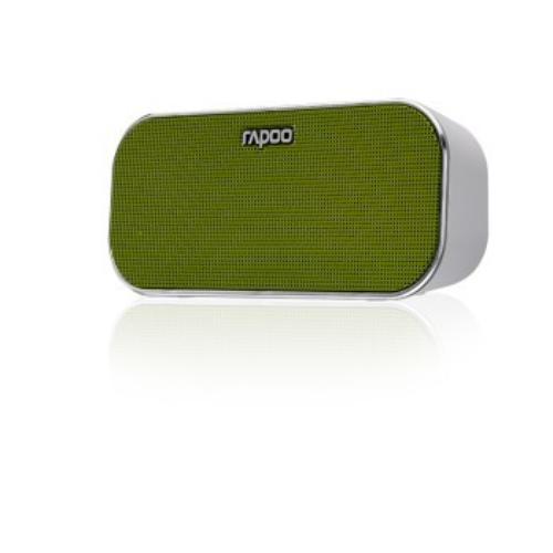 RAPOO GŁOŚNIK BT Z NFC A500 ZIELONY