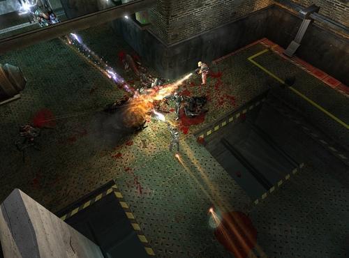 Techland Gry dla Ciebie: Shadow Grounds Survivor 2 PC