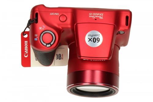 Canon PowerShot SX400 HS RED 9769B002AA
