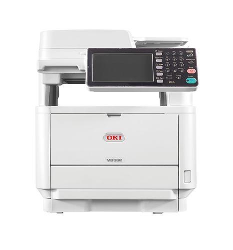 OKI AiO MB562dnw MONO PL duplex/fax/LAN/PCL6