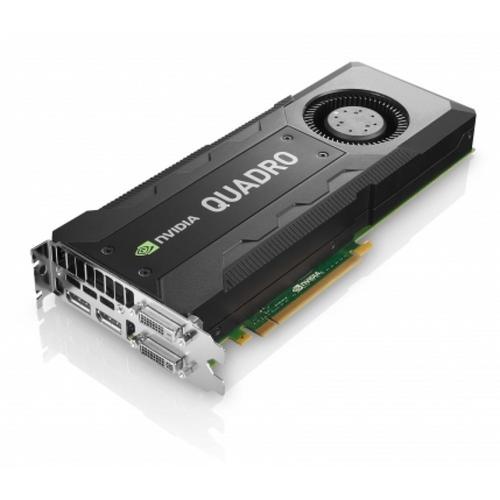 Lenovo Nvidia Quadro K5200 8GB two DVI-I,two DisplayPort Graphics Card by ThinkStation