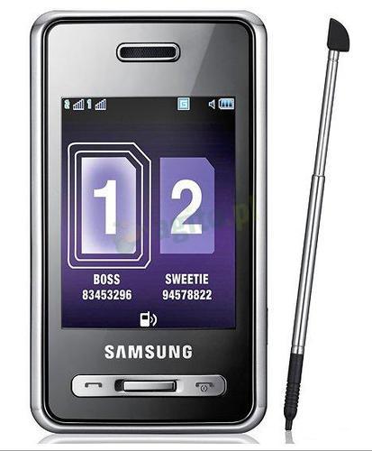 Samsung SGH-D980 Duoz