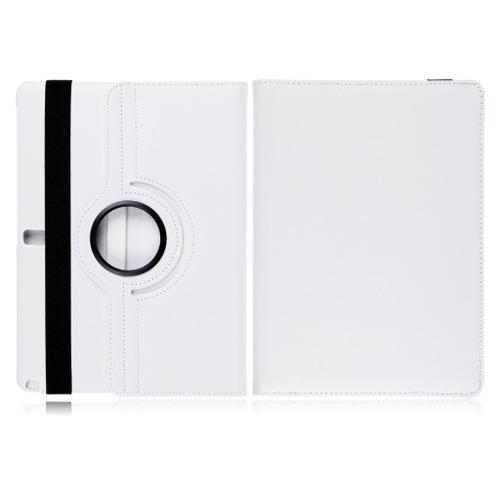 "WEL.COM Etui obrotowe 360° Galaxy Note Pro 10"" P600/P601 białe"