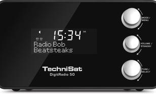 TECHNISAT DigitRadio 50 CYFROWE DAB,DAB+,FM