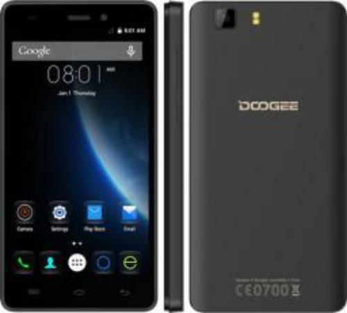 DooGee X5S Dual SIM Czarny (PH1247)