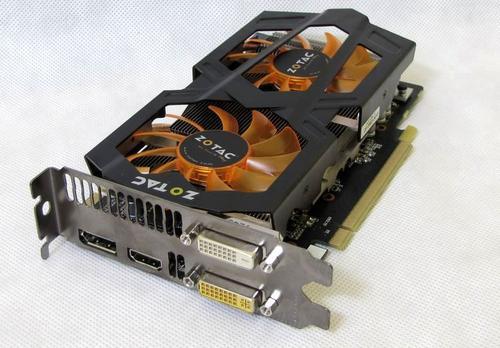 ZOTAC GTX650Ti Boost