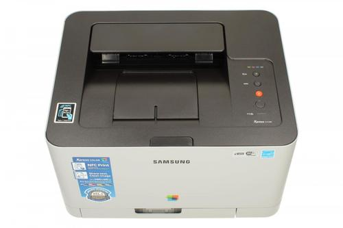 Samsung SL-C410W USB2.0 4/18cpm NFC,WiFi,GDI