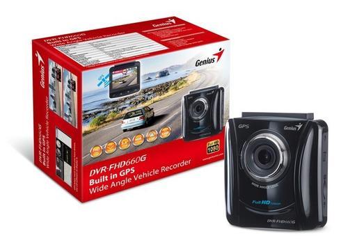 Genius Kamera samochodowa DVR-FHD660G