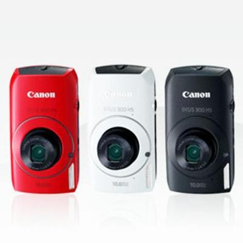 CANON Digital IXUS 300 (CZERWONY)