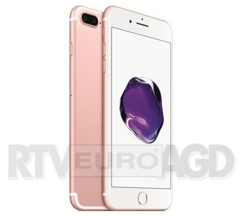 Apple iPhone 7 Plus 256GB (różowy złoty)