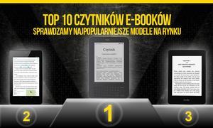 TOP 10 Czytników E-Booków — Sprawdzamy Najpopularniejsze Modele Na Rynku